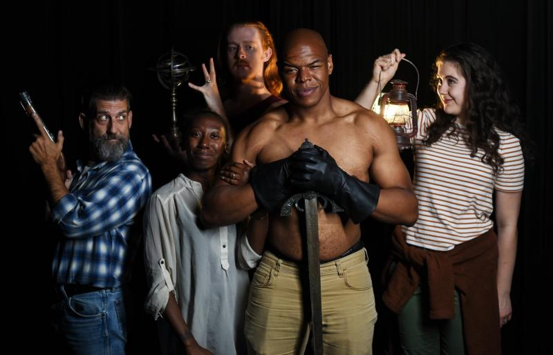 BWW Review: Imaginations Soar in Pipeline-Collective's Staging of Keith Bunin's THE WORLD OVER