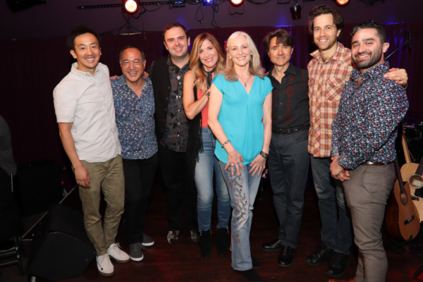 Photos: Elizabeth Ward Land Debuts STILL WITHIN THE SOUND OF MY VOICE: THE SONGS OF LINDA RONSTADT At The Green Room 42