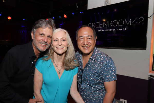 Ken Land, Elizabeth Ward Land, Alan Muraoka