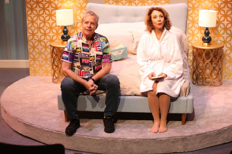 BWW Review: The New Musical Comedy TWOS A CROWD at 59E59 Theaters is a Charmer