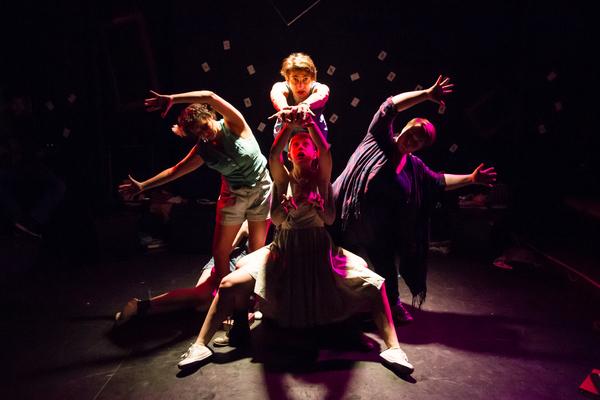 Photo Flash: ARE YOU ALICE: A NEW WONDERLAND TALE At Edinburgh Fringe 2019