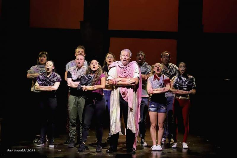 JOSEPH AND THE AMAZING TECHNICOLOR DREAMCOAT at Axelrod Inspires Theatregoers