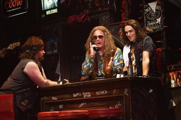 Photo Flash: Ace Young & More In ROCK OF AGES at Pittsburgh CLO