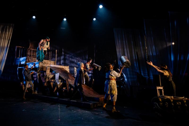 BWW Review: TREASURE ISLAND at Synetic Theater