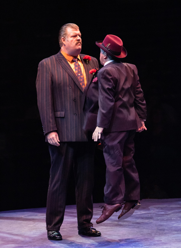 Photos: Lesli Margherita, Ali Ewoldt, Lenny Wolpe And More Star In GUYS AND DOLLS At Broadway At Music Circus