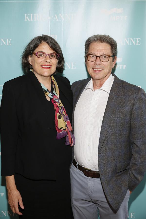 Photo Flash: Hugh Jackman and Deborra-Lee Furness Lead Center Theatre Group Benefit Reading