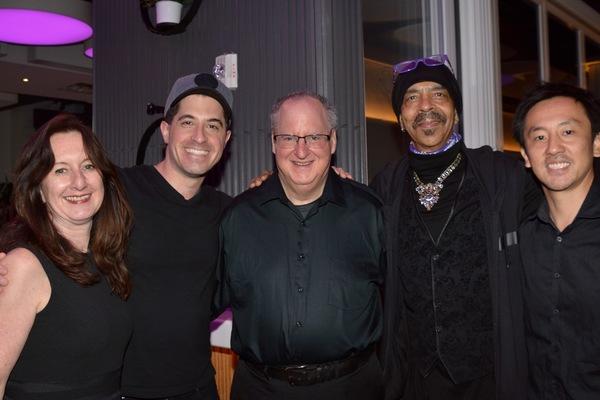 Mary Ann McSweeney, Will Nunziata (Creator and Director), Eugene Gwozdz, Steve Bargon Photo