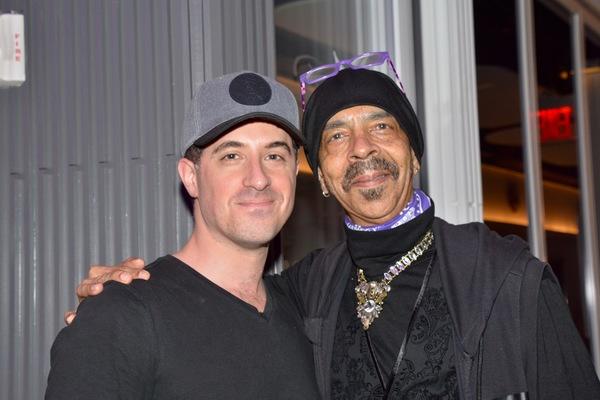 Will Nunziata and Steve Bargonetti Photo