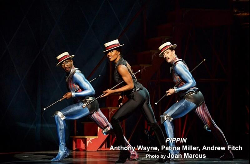 BWW Interview: Patina Miller On Her Path From SISTER ACT To PIPPIN, INTO THE WOODS