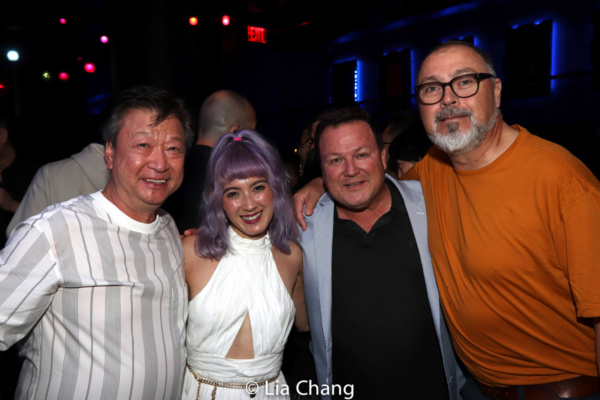 Photo Flash: Tzi Ma, Li Jun Li And Celia Au Celebrate Netflix's WU ASSASSINS Trailer Sneak Peek