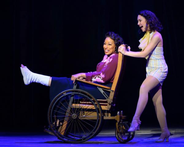 Tamara Tunie and Kimberly Immanuel