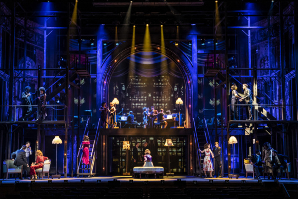 Photo Flash First Look At Reimagined 42nd Street At The