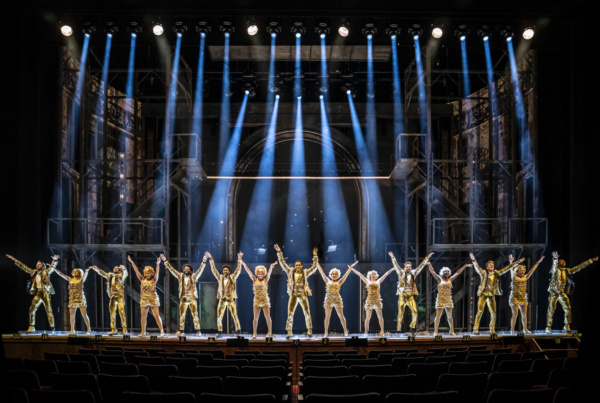 Photo Flash: First Look At Reimagined 42ND STREET At The Ordway Center For The Performing Arts