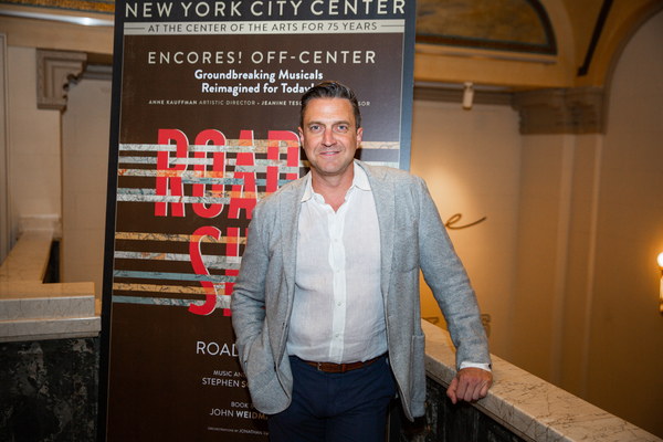 Photo Flash: Inside Opening Night of Encores! ROAD SHOW