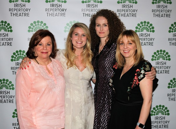 Marsha Mason, Lauren O''Leary, Brenda Meaney and Elaine Murphy