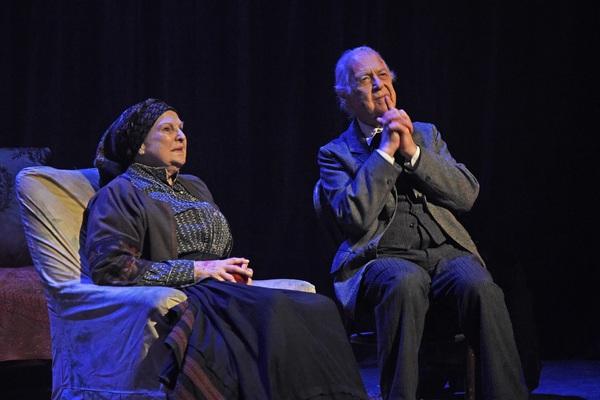 Ann Mitchell, John Standing