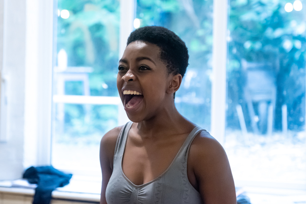 Photo Flash: Inside Rehearsal For ONCE ON THIS ISLAND at Southwark Playhouse