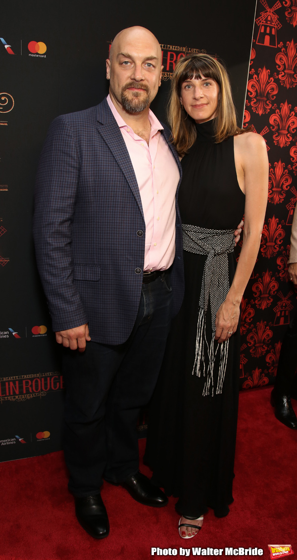 Alexander Gemignani and Erin Ortman
