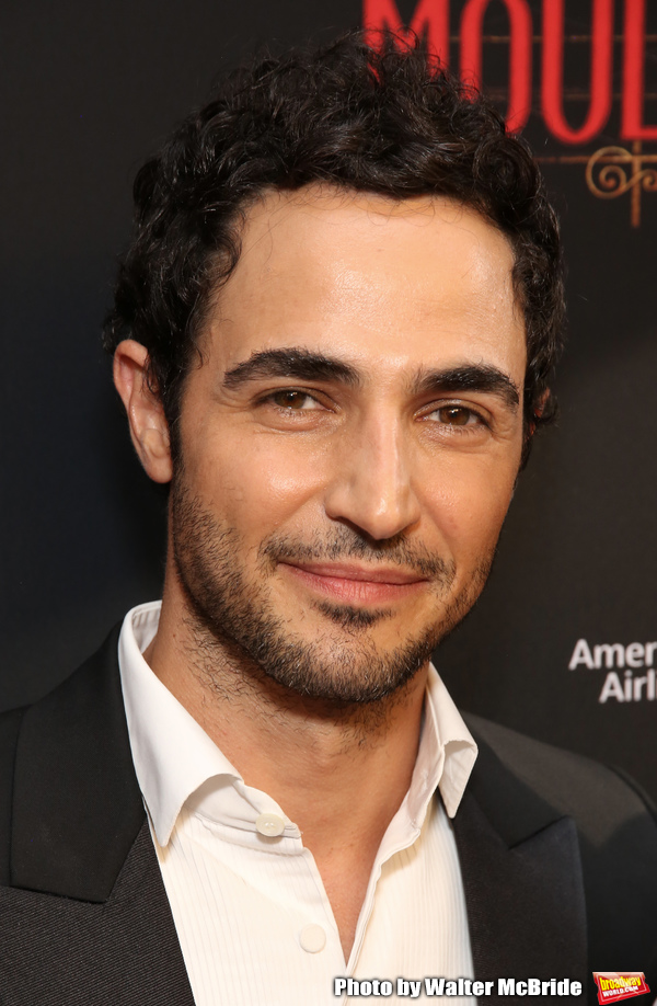 "Zac Posen Attends the Broadway Opening Night performance of ""Moulin Rouge! The Musical"" at the Al Hirschfeld Theatre on July 25,2019 in New York City."