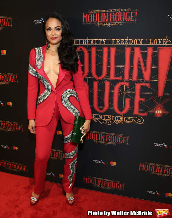 Photo Coverage: Karen Olivo, Aaron Tveit and More Celebrate Opening Night of MOULIN ROUGE!