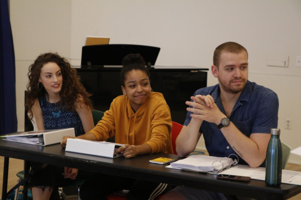 Photo Flash: Meet the Company of ROSE'S WAR Premiering at RAVE Theater Festival