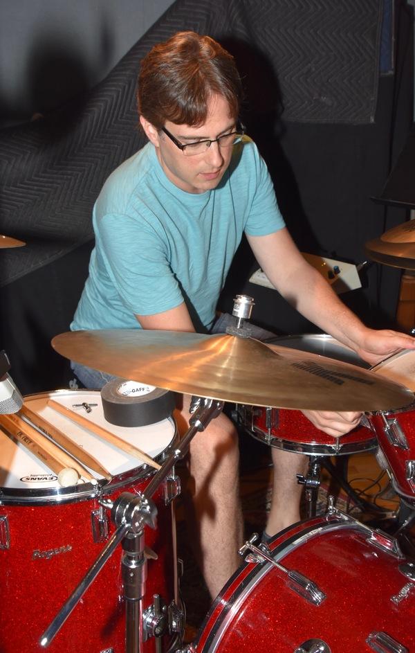 Jonathan Ward (Drums)