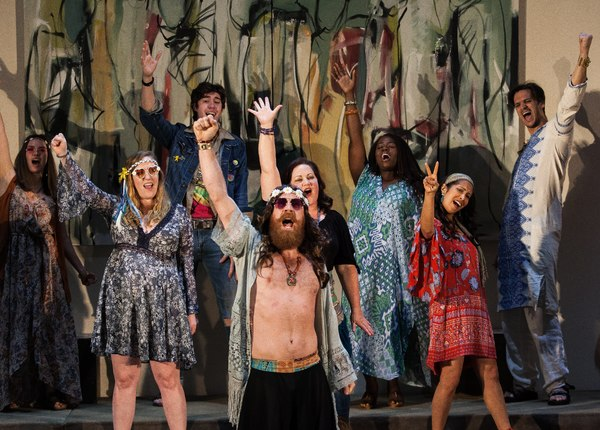 Photo Flash: Capitol City Opera Opens ON THE LIGHT SIDE: SUMMER OF LOVE