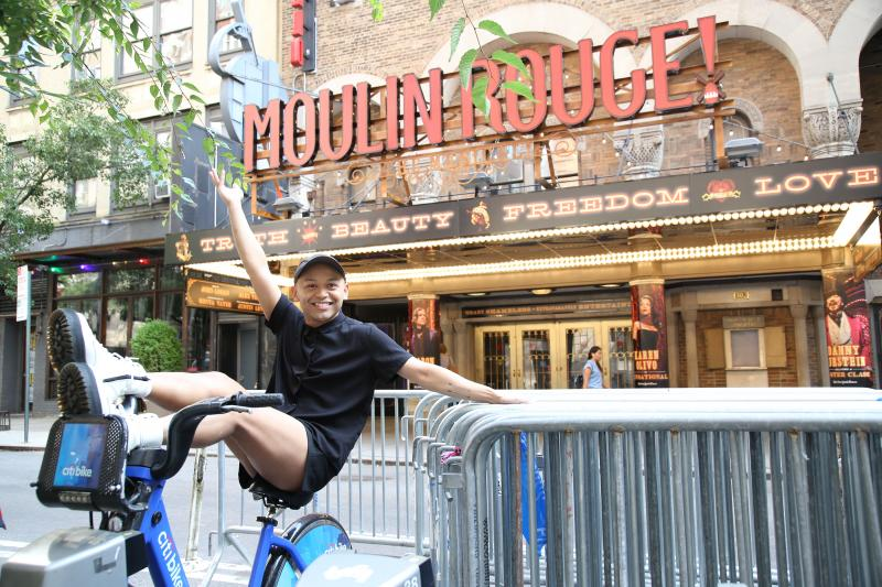 Debut of the Month: Yes, He Can Can Can! MOULIN ROUGE!'s Jeigh Madjus