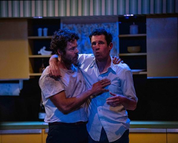 Photo Flash: Vs. Theatre Company Presents TRUE WEST