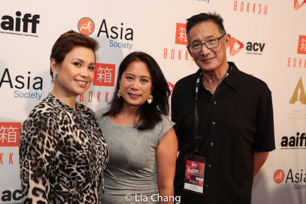 Lea Salonga, Commissioner of the Mayor?s Office of Media and Entertainment Anne del C Photo