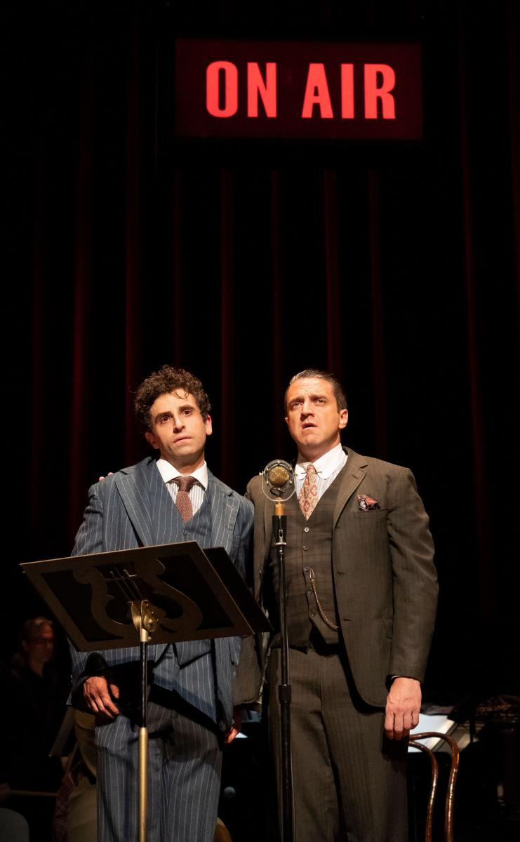 BWW Review: Stephen Sondheim/John Weidman's ROAD SHOW Explores Reinvention and Resiliency
