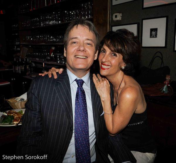 Eric Comstock & Barbara Fasano Photo