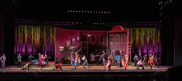Photos/Video: First Look at PAINT YOUR WAGON at the Muny, Starring Bobby Conte Thornton, Mamie Parris, and More!