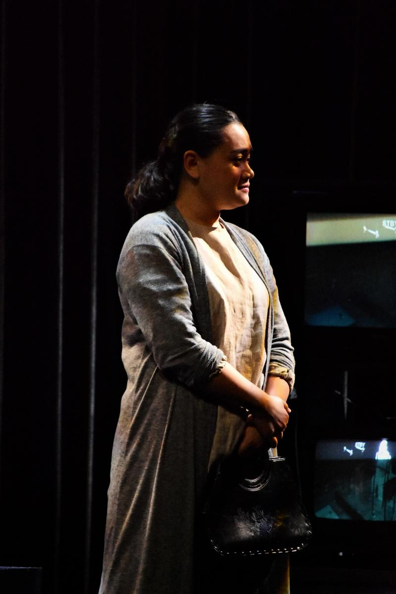 Photo Coverage: Arete Production Stages Suzue Toshiro's IF HE DOESN'T SEE YOUR FACE; Show Runs Aug. 2-4