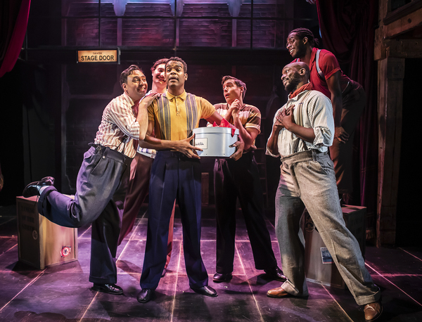 Photo Flash: First Look at KISS ME, KATE at The Watermill Theatre