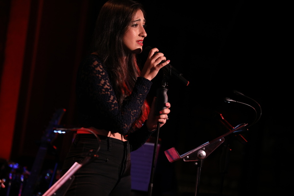 Photos/Videos: Krysta Rodriguez, Zach Adkins, Ana Villafane, and More Perform at BROADWAY LOVES SELENA GOMEZ at Feinstein's/54 Below
