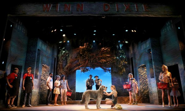 Photo Flash: Get A First Look At BECAUSE OF WINN DIXIE at Goodspeed Musicals