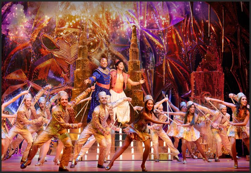 BWW Review: DISNEY'S ALADDIN Takes You On A Magical Ride At The Sands Theatre, Marina Bay Sands