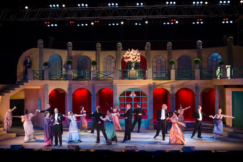 BWW Review: MY FAIR LADY at Festival Bruxellons