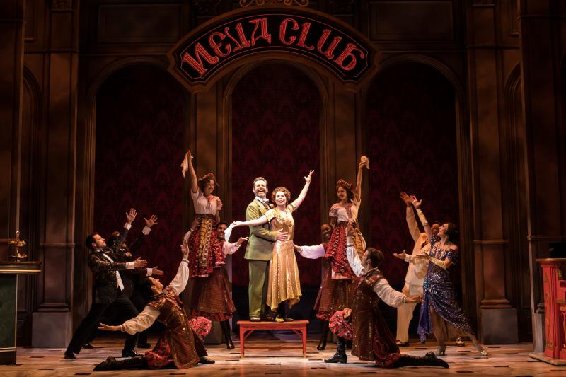 BWW Feature: Broadway Actress Comes Home to Madison in ANASTASIA