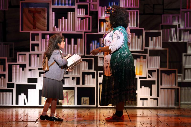 MATILDA THE MUSICAL in Hong Kong Extends for Two Weeks; Show Runs 9/20-10/20