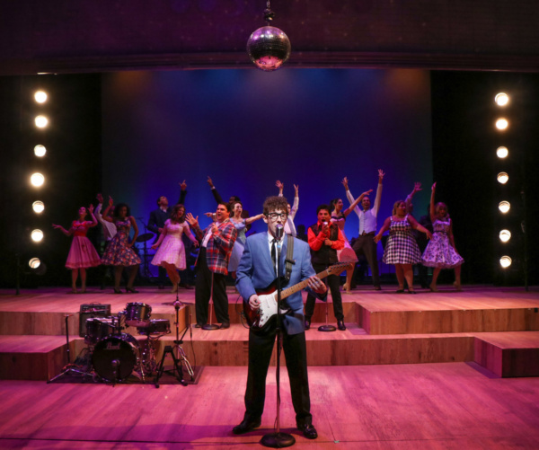 Buddy: The Buddy Holly Story at Metropolis Performing Arts Centre: Ross Creighton Chi Photo
