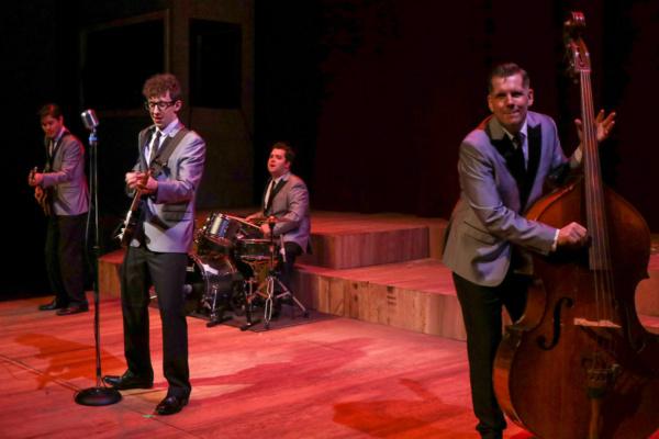 Kelan M. Smith, Travis Shanahan, Jack Morsovillo, Roy Brown Photo
