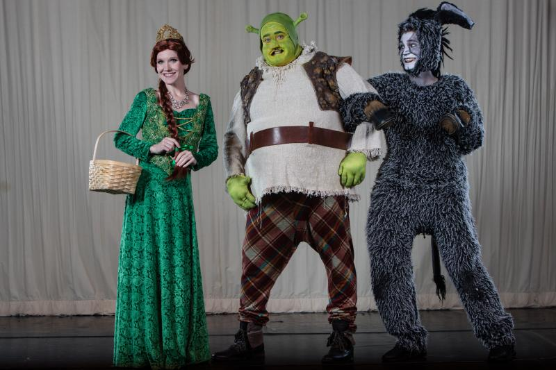 BWW Interview: Michael Gore and Chris Terpening of SHREK THE MUSICAL (Charleston Light Opera Guild)