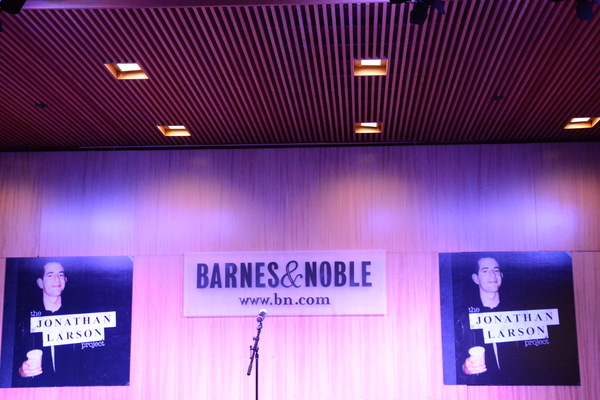 The Jonathan Larson Project CD Release at Barnes and Noble