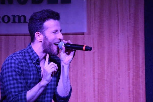 Photo Coverage: THE JONATHAN LARSON PROJECT Release Party Takes Over Barnes & Noble