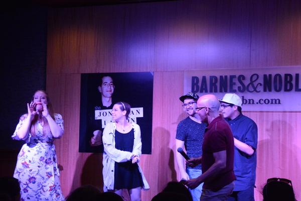 Jennifer Ashley Tepper, Lauren Marcus, Charlie Rosen, Steven Sorrentino and George Sa Photo