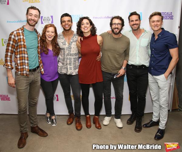 Alex Gibson, Kennedy Caughell, Blaine Alden Krauss, Mary Page Nance, Josh Groban, Nic Photo