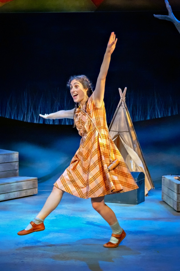 Photo Flash: First Look at York Theatre Royal's SWALLOWS & AMAZONS