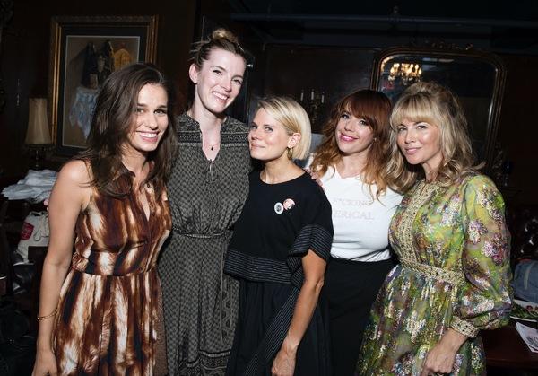 Ana Nogueira, Betty Gilpin, Celia Keenan-Bolger, Alysha Umphress and Morgan James Photo